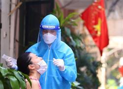 Vietnam reports 10,489 new Covid-19 cases, 656,129 in total