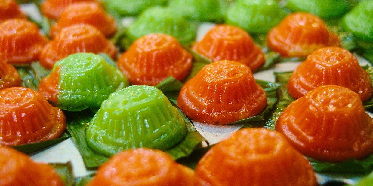 Legendary Moh Teng Pheow Koay has been churning out authentic Nyonya kuih since the 1930s.