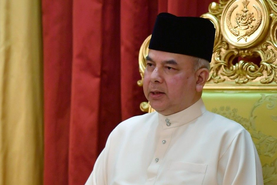 Sultan of Perak will perform functions of King when his majesty is away visiting UK