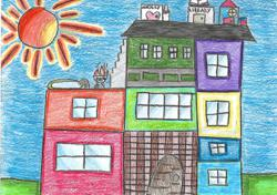 Starchild: Malaysian children have grand ideas for their dream homes