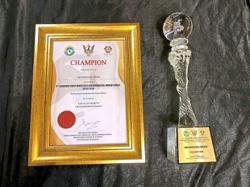 Sibu council's environmental efforts bag Chief Minister's award
