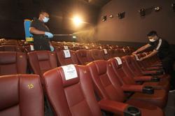 Cinemas beckon movie fans