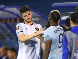 Soccer-West Ham sink Dinamo as Betis edge Celtic in thriller