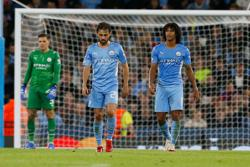 Soccer-City defender Ake says father died minutes after Champions League goal