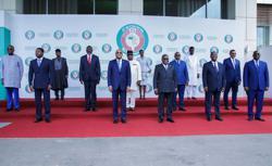 West African bloc imposes sanctions on Guinea junta