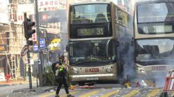 Hong Kong protests: Scientist pleads guilty to unlawful assembly over riot in which radical was shot