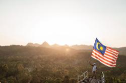 Proud to be Malaysian