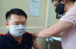 Update vaccination status of Covid-19 Phase Three clinical trial volunteers in MySejahtera, says Perak MCA