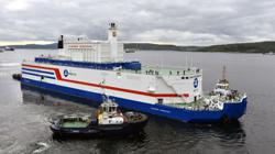 First Chinese firm wins contract for Russian floating nuclear power project