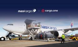 MASkargo to widen market reach via partnership with cargo.one