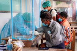 Myanmar: Cases lower as Ministry of Health reports 1,790 cases as anther 85 deaths reported