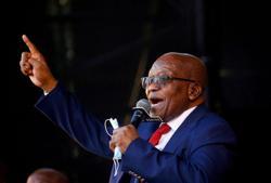 S.Africa's top court rejects' ex-leader Zuma's bid to overturn jail sentence