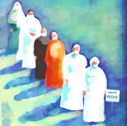 Religious leaders can lead the way in promoting healthy behaviours