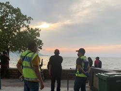 Pantai Robina Park in Penang temporarily shut as visitors flout SOPs