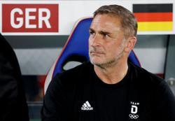 Soccer - Germany's Under-21 coach Kuntz closes in on Turkey job