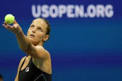 Tennis - Wrist injury forces Pliskova out of Ostrava tournament