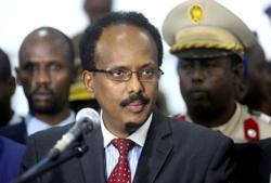 Somalia's president berates Djibouti for detaining his security adviser
