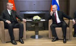 Erdogan and Putin to discuss Syria in Sochi - Turkish officials