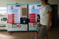 100 vending machines to be set up across Singapore for collection of Covid-19 self-test kits