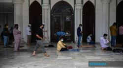 Penang allows congregational prayers based on mosque capacity from Saturday (Sept 18) for fully vaccinated
