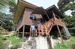 Homestay owners remain cautious