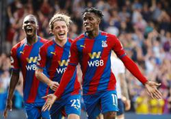 Can Palace see off Liverpool as well?