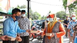 SHARED RESPONSIBILITY TO AID THE NEEDY