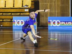 Razif's son Fazriq gets new partner to pursue doubles glory