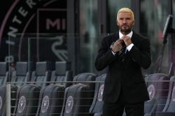 Soccer - Beckham increases ownership stake in MLS club Inter Miami