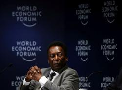 Pele recovering well in Brazil hospital, says daughter