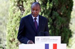 Guinea junta says it will not bow to pressure to let president leave