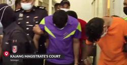 Five charged with kidnapping Bangladeshi for ransom