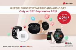Mark your calendar for HUAWEI Wearable and Audio Day