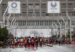 Athletics-Tokyo Marathon postponed, 2022 edition cancelled due to COVID-19