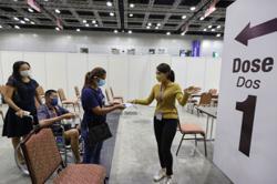 JKJAV: 238,002 Covid-19 vaccine jabs given on Friday (Sept 17)