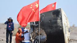 China's Tiangong astronauts return with vision of 'new heights' in space travel