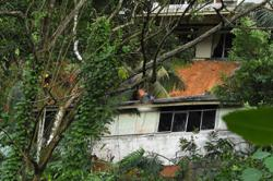 103 residents evacuated from their homes after Kemensah landslide