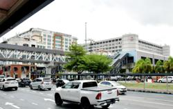 Centre Point Sabah unable to construct Sky Bridge opening this year