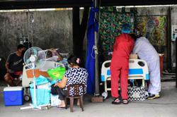 'Burnt out': Exhausted and tired, Philippine nurses battle Covid-19 and resignations