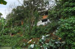 Landslide area at Kemensah Heights declared disaster site, says Amirudin