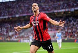 Soccer-Milan's Ibrahmovic not Superman, won't play at Juve says coach