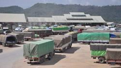 Myanmar earns US$9 billion from border trade in 11 months of this fiscal year
