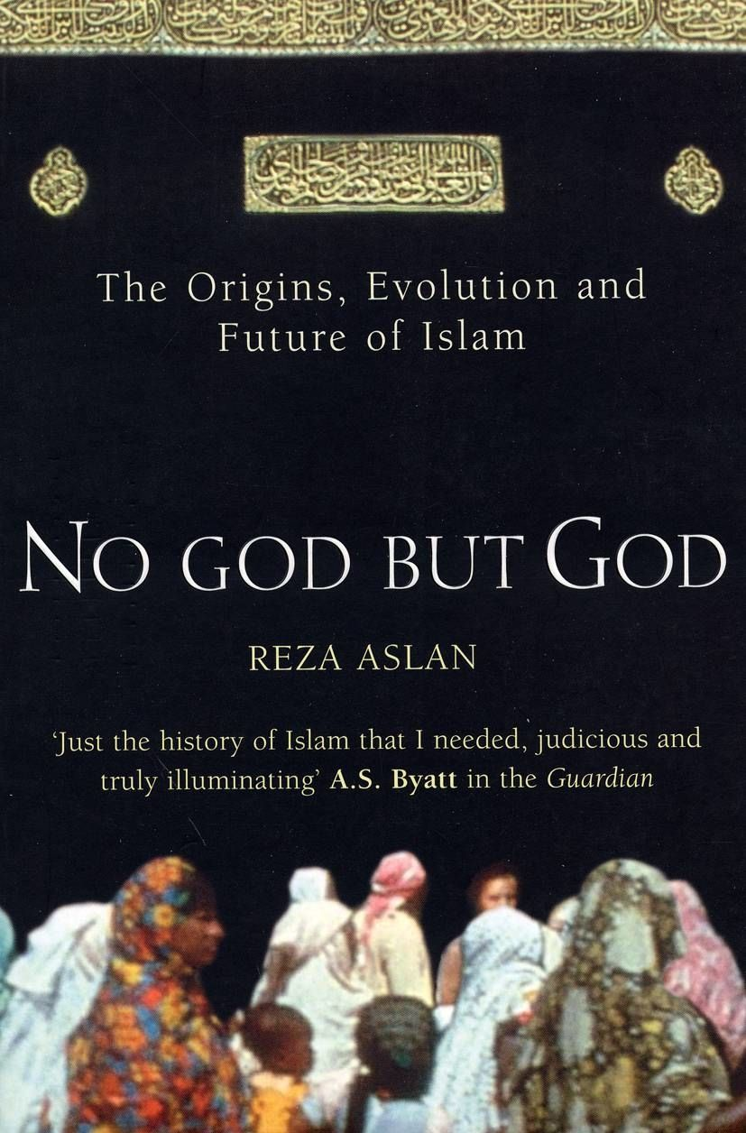 Reza's first book, 'No God But God: The Origins, Evolution, and Future of Islam', became an international bestseller.