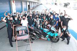 Petronas Sepang Racing Team will now be known as RNF Racing