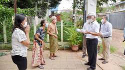 Covid-19 surge in Cambodia prompts education campaign