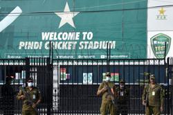 Cricket-NZ players reach Dubai after 'credible threat' derailed Pakistan tour
