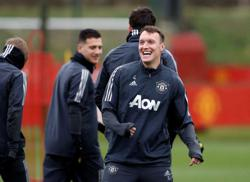 Soccer-'I've been through hell and back' - Man Utd's Jones opens up on injury issues
