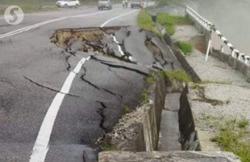 Simpang Pulai-Cameron Highlands road closed due to landslide
