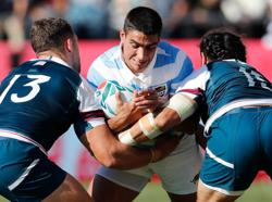 Rugby-Flyhalf Carreras can be proud of Pumas performance, says coach Ledesma