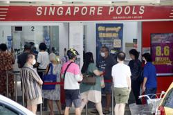 Singapore Pools' Toa Payoh outlet shut after employee tested positive for Covid-19